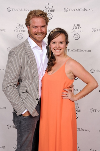 Patrick Carmitchel and Megan Carmitchel Photo