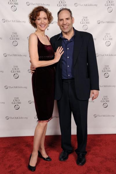 Shannon Cochran and Daniel Oreskes