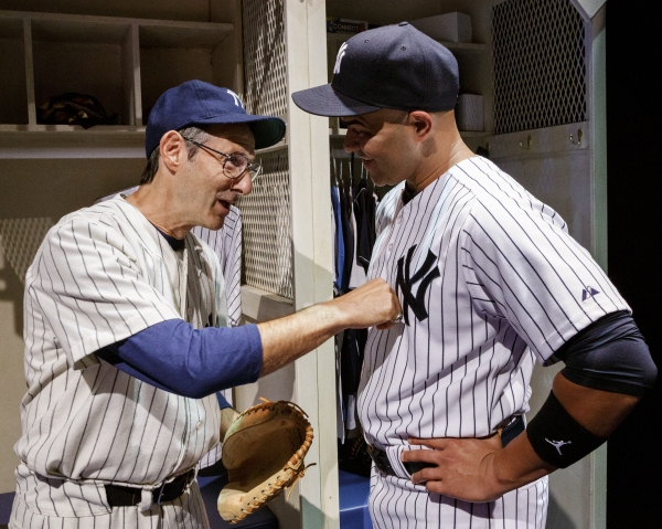 Review:  BRONX BOMBERS Ain't Over 'Til It's Over