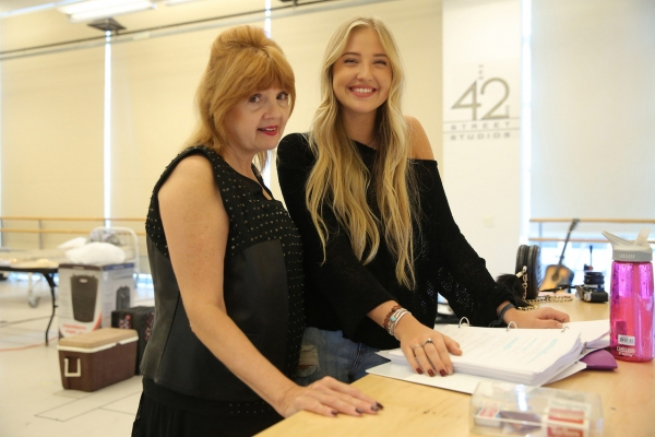 Annie Golden and Veronica Dunne