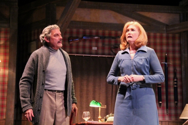 Carl Wallnau as Sidney and  Maria Brodeur (Rockaway) as Myra