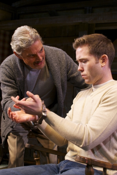 Carl Wallnau as Sidney and Jon Mulhearn (Jersey City) as Clifford