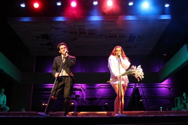 Alexander Michaels as Moritz and Morgan Reilly as Ilse  Photo