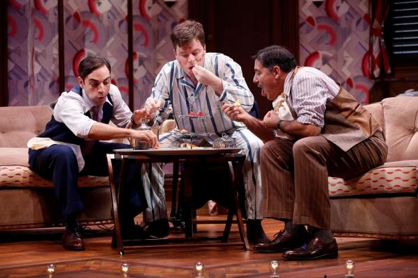 Ben Steinfeld, Eric Bryant, and Jim Bracchitta