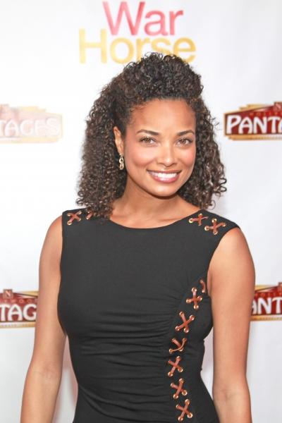 Rochelle Aytes:  ABC''s drama ''Mistresses''