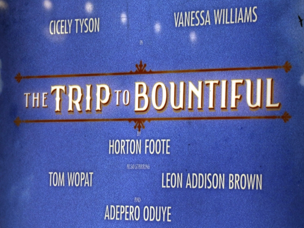 Photo Coverage: Cicely Tyson & THE TRIP TO BOUNTIFUL Cast Take Final Bow on Broadway