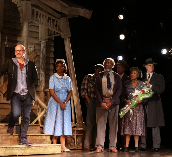 Director Michael Wilson, Adepero Oduye, Arthur French & Cast