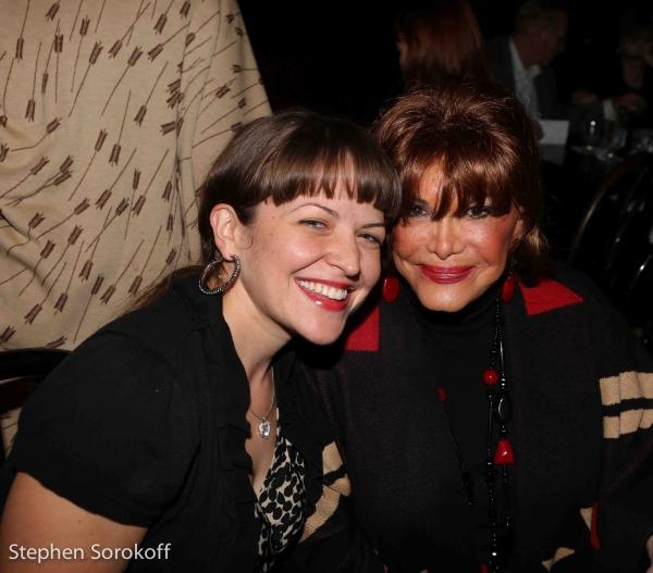 Jenna Esposito & Connie Francis