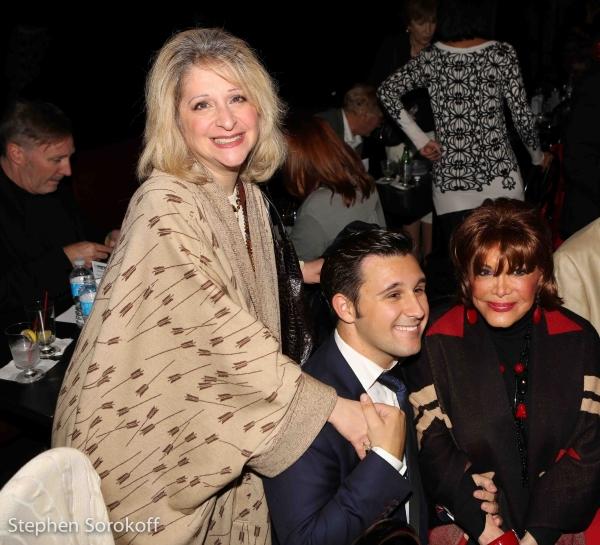 Julie Budd, Nicholas King, Connie Francis