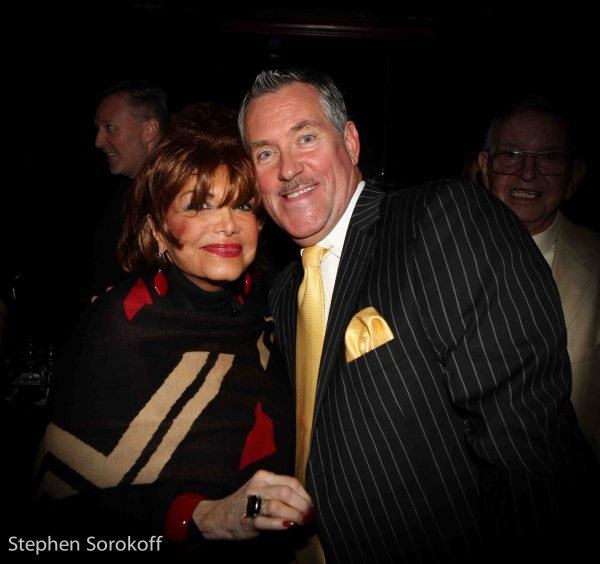 Connie Francis & Rob Russell