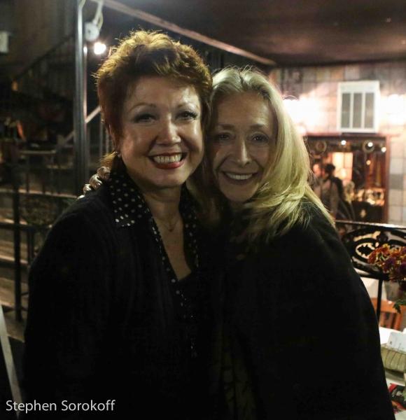 Donna McKechnie & EDa Sorokoff