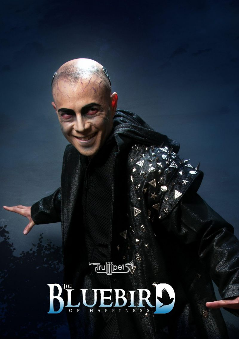 BWW Interviews: BLUEBIRD OF HAPPINESS' Joel Trinidad Talks Playing the Bad Guy