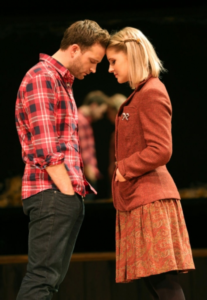 Stuart Ward and Dani De Waal Photo