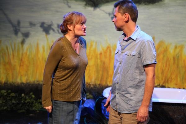 Amy Kasper and Ray Kasper