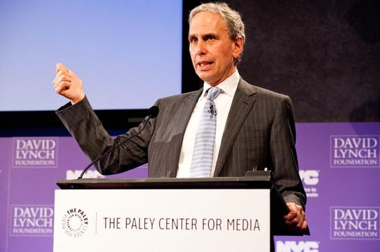 Bob Roth, Executive Director, David Lynch Foundation