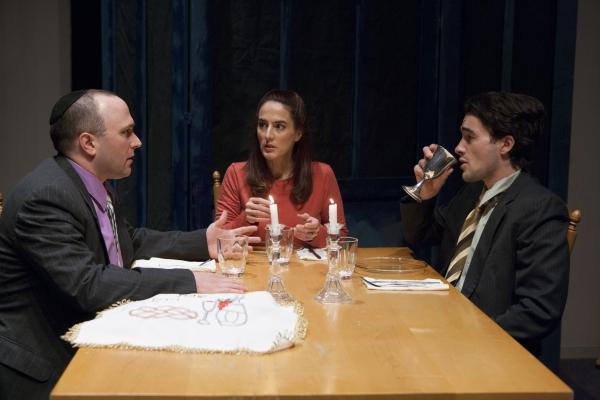 Brandon Bruce, Elena Giannetti, and Nate Cheeseman Photo