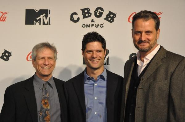 Ira Pittelman (Producer), Tom Kitt and Doug Hamilton