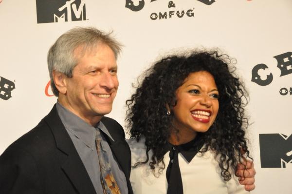 Ira Pittelman and Rebecca Naomi Jones Photo