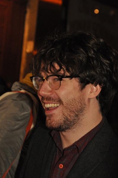 Photo Coverage: John Gallagher, Jr., Rebecca Naomi Jones & More Celebrate Premiere of BROADWAY IDIOT