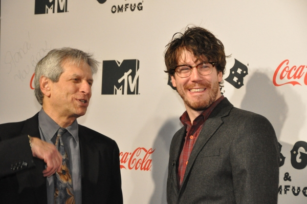 Ira Pittelman and John Gallagher, Jr. Photo