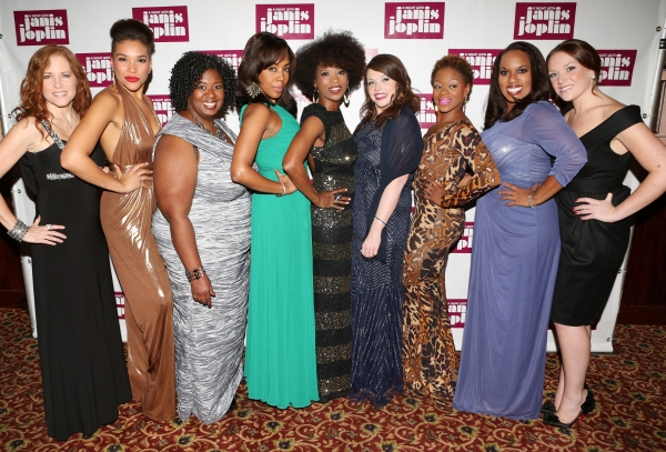 Kacee Clanton, Emmy Raver-Lampman, Natasha Yvette Williams, de''Adre Aziza, Taprena M Photo
