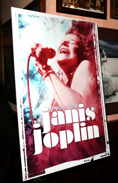 Opening Night Performance After Party for  ''A Night With Janis Joplin''