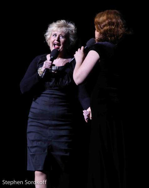 Sally Mayes & Klea Blakhurst