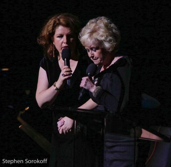 Klea Blackhurst & Sally Mayes