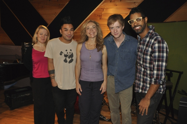 Lynn Pinto (Producer), Andros Rodriguez (Engineer), Rachel Bay Jones, Matthew James Thomas and Jason Michael Webb (Musical Director)