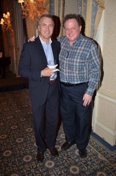 Daniel Marsili and Bruce T. Sloane Photo