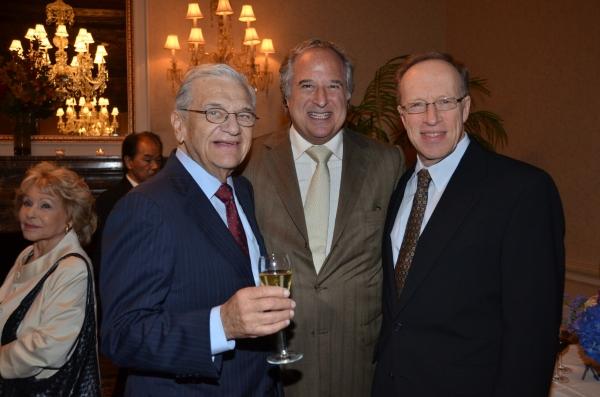 Jerry Cohen, Stewart Lane and Elie Hirschfeld
