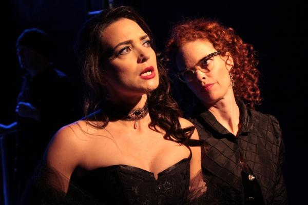 Jules Willcox as Clarice, Ann Noble as Lucrece