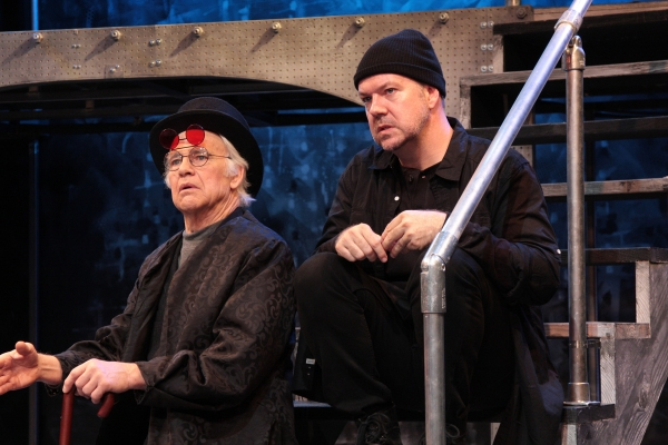 Robert Pine as Geronte, Rob Nagle as Cliton
