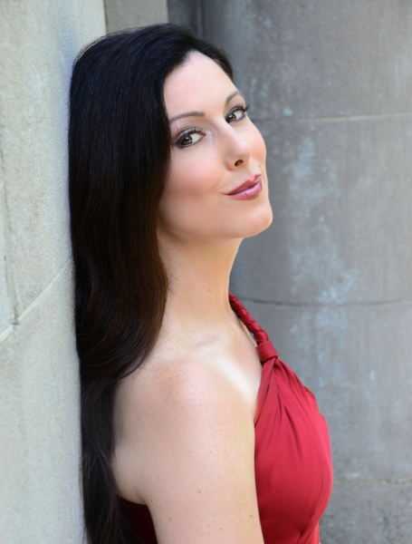 Soprano Camille Zamora, Sing for Hope Co-Founding Director