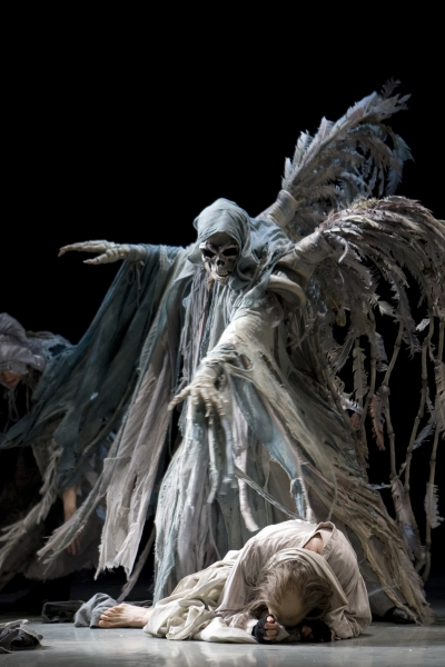Photo Flash: Sneak Peek at Northern Ballet's A CHRISTMAS CAROL at The Marlowe Theatre