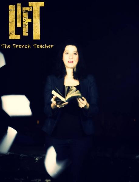 Kimberly Faye Greenberg as The French Teacher