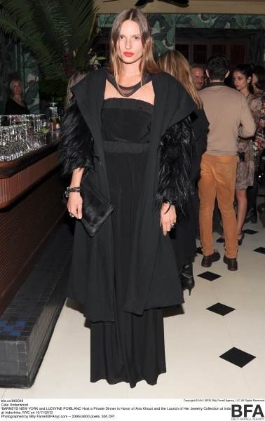 Photo Flash: Ana Khouri Celebrates Launch of Jewelry Collection