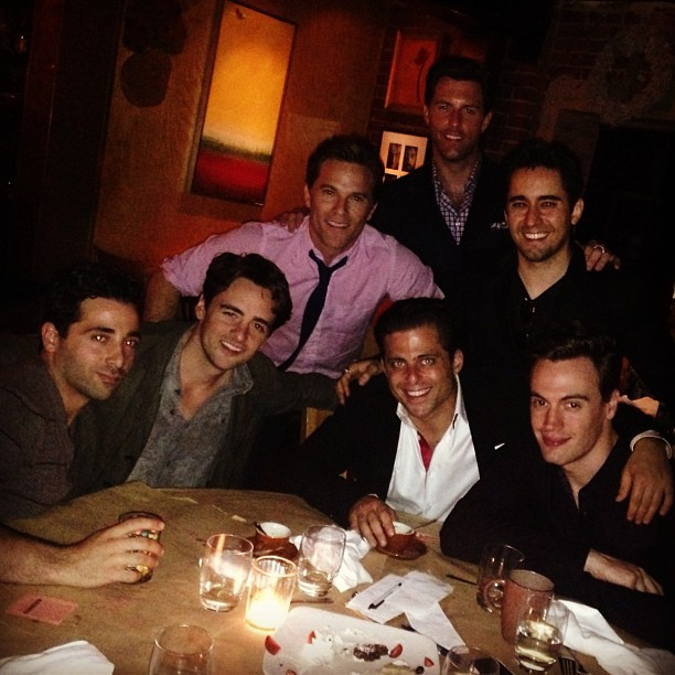 JERSEY BOYS Wraps Principal Photography! Logo Revealed, Stars Tweet & New Photos
