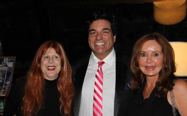 Jane Elissa, Dale Badway and Gina Tognoni