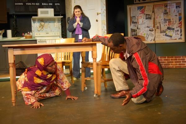 Cynthia D. Barker, Marcie Millard, Eric J. Little Photo