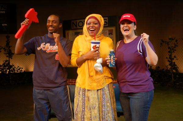 Eric J. Little, Cynthia D. Barker, Marcie Millard Photo