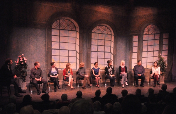 Photo Coverage: Gingold Theatrical Group's Shaw Symposium