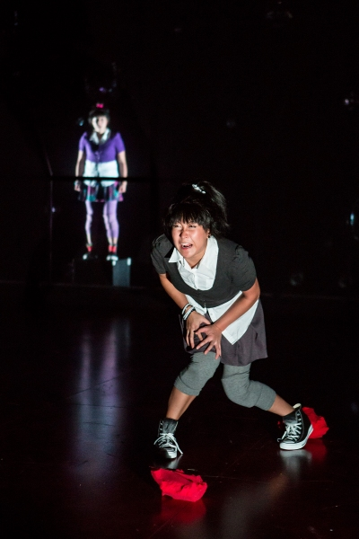 Photo Flash: First Look at 'The Wong Kids in The Secret of the Space Chupacabra Go!' at CTC