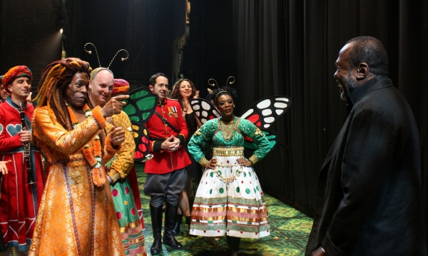 Photo Coverage: Tony Winner Ben Vereen Visits Huntington's THE JUNGLE BOOK