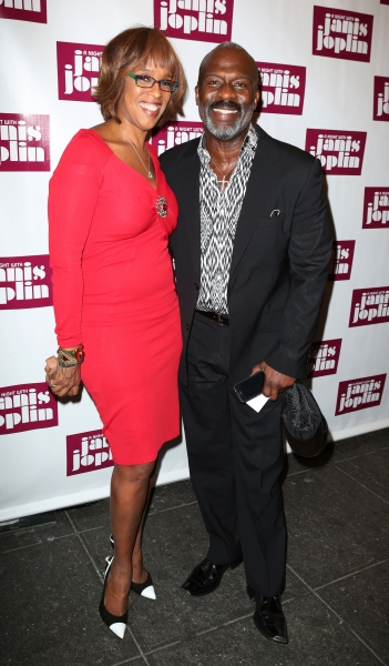 Gayle King and Bebe Winans