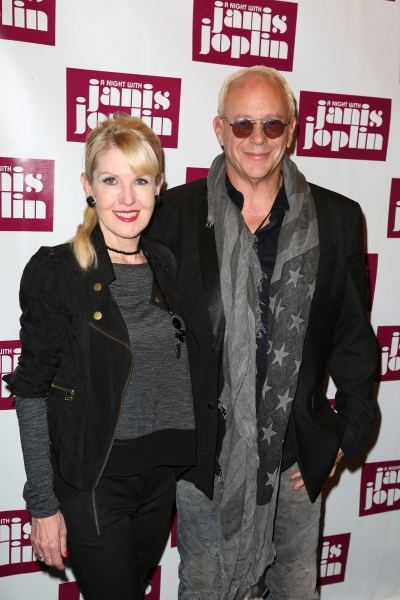 Patricia Wilcox and Randy Johnson