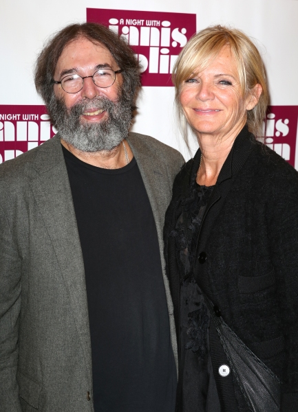 Michael Cohl and Shelley Cohl   Photo