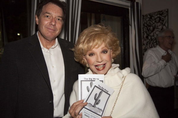 Jim Hardy (Producer) and Ruta Lee Photo