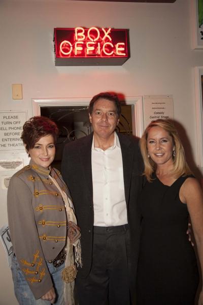 Carolyn Hennesy, Jim Hardy and Erin Murphy