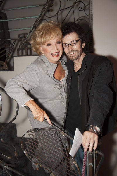 Ruta Lee and George Chakiris